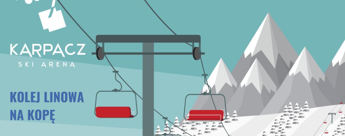 Karpacz Ski Arena Wyciąg na Kopę