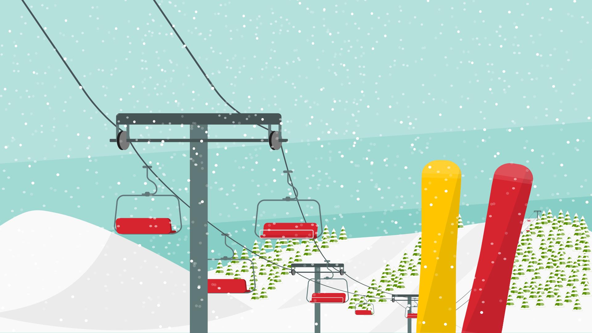 Wyciąg na Kopę Karpacz Ski Arena