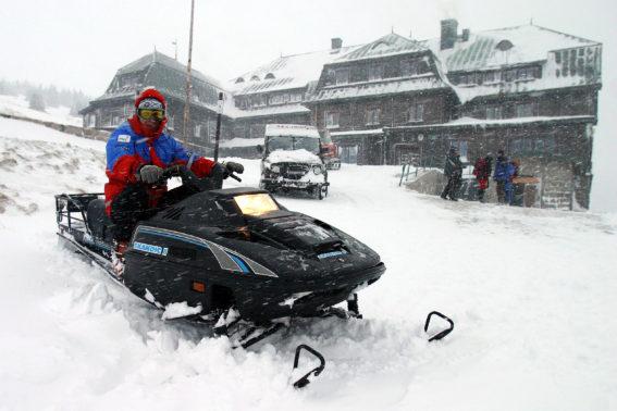 Na Śnieżkę Karpacz Ski Arena