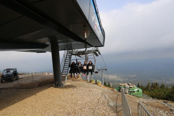 Karpacz Ski Arena_Wyciąg na Kopę _ lato