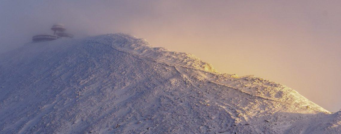 Huragan na Śnieżce